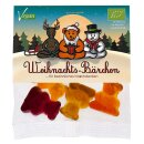 10 x 19g Weihnachts-Bärchen