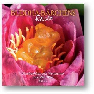 Minibüchlein: Buddha-Bärchens Reisen #1