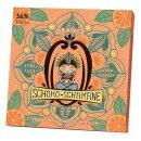 50g Schoko-Schamane Orange, 56% Kakao